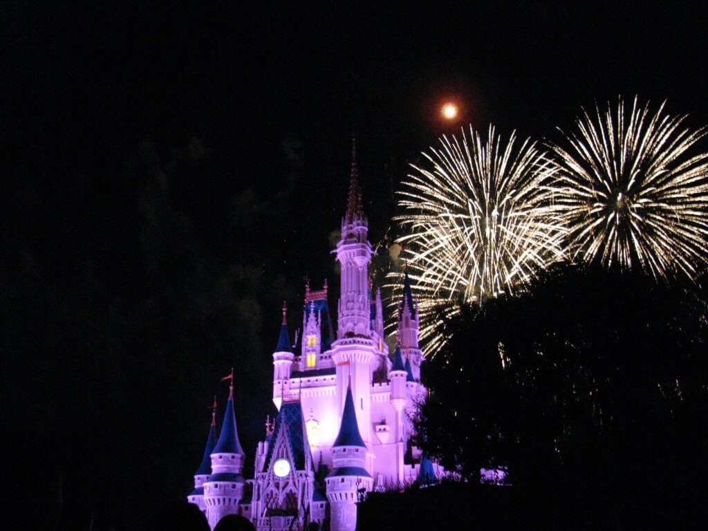 USA Bucket List for families featured by top US family travel blog, Travel With a Plan: Disney World.