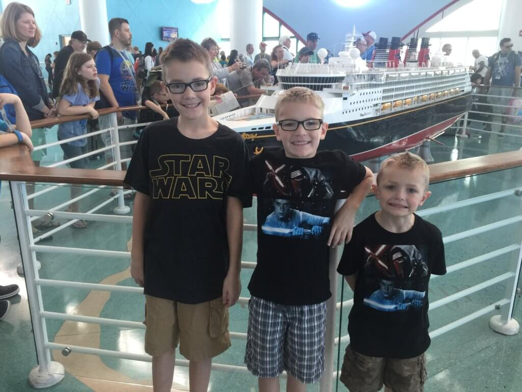 Dinsey Cruise-Port Canaveral