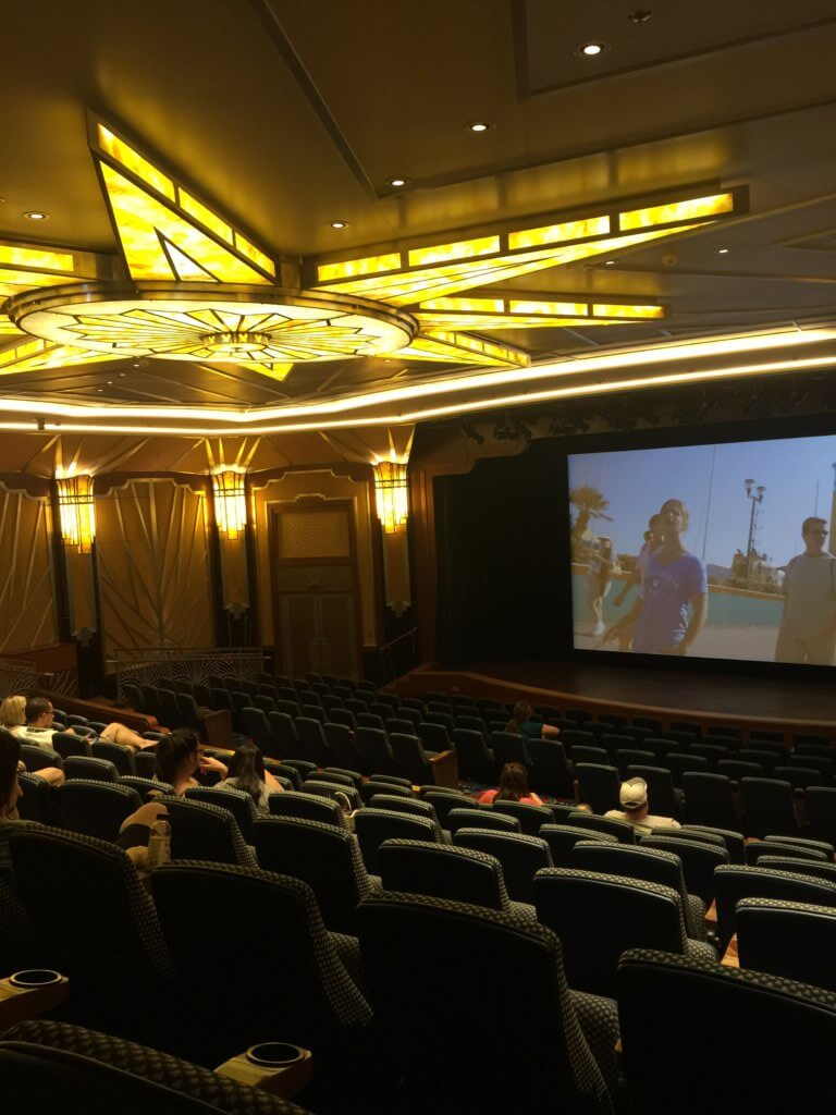 Disney Cruise-Buena Vista Theater