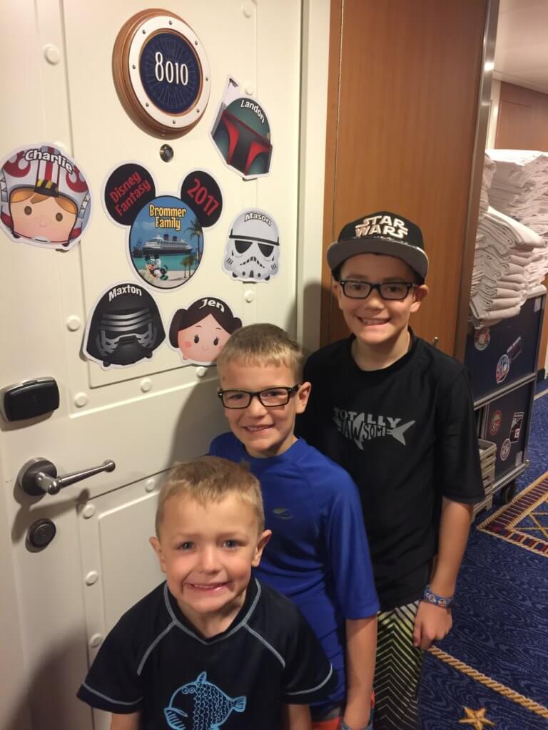 Top US Travel Blog features Disney Cruise Advice: Disney Cruise-door magnets