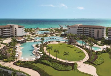Dreams Playa Mujeres overview