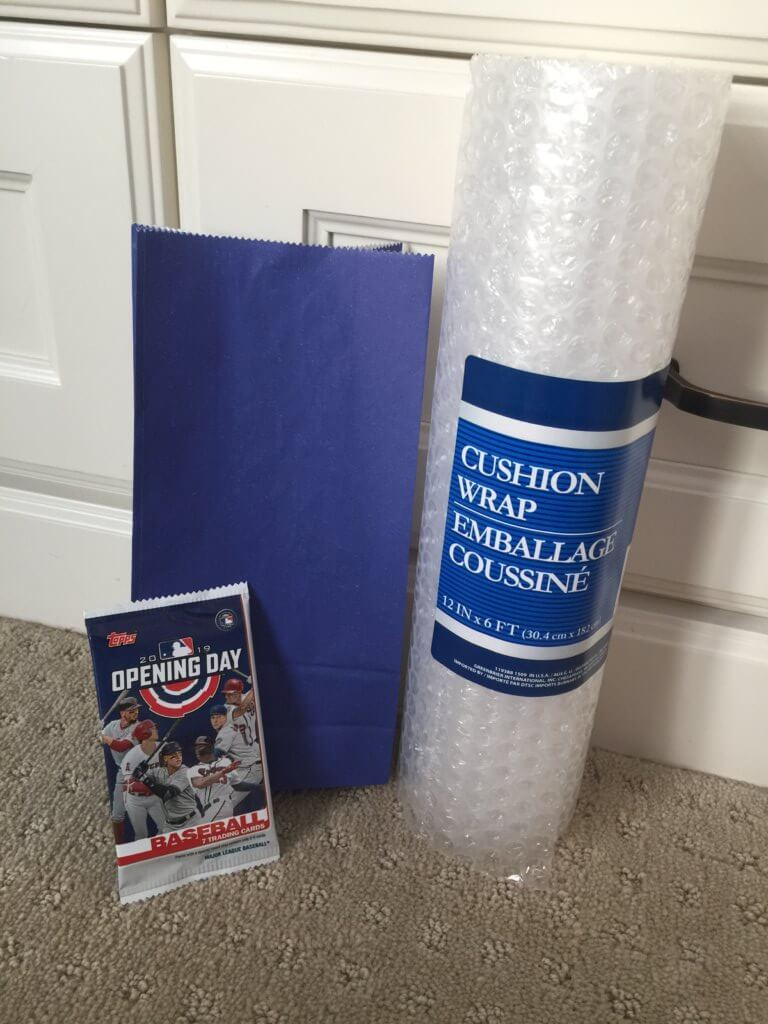Road Trip activities featured by top US family travel blog, Travel with a Plan: Bubble wrap road trip activity bag