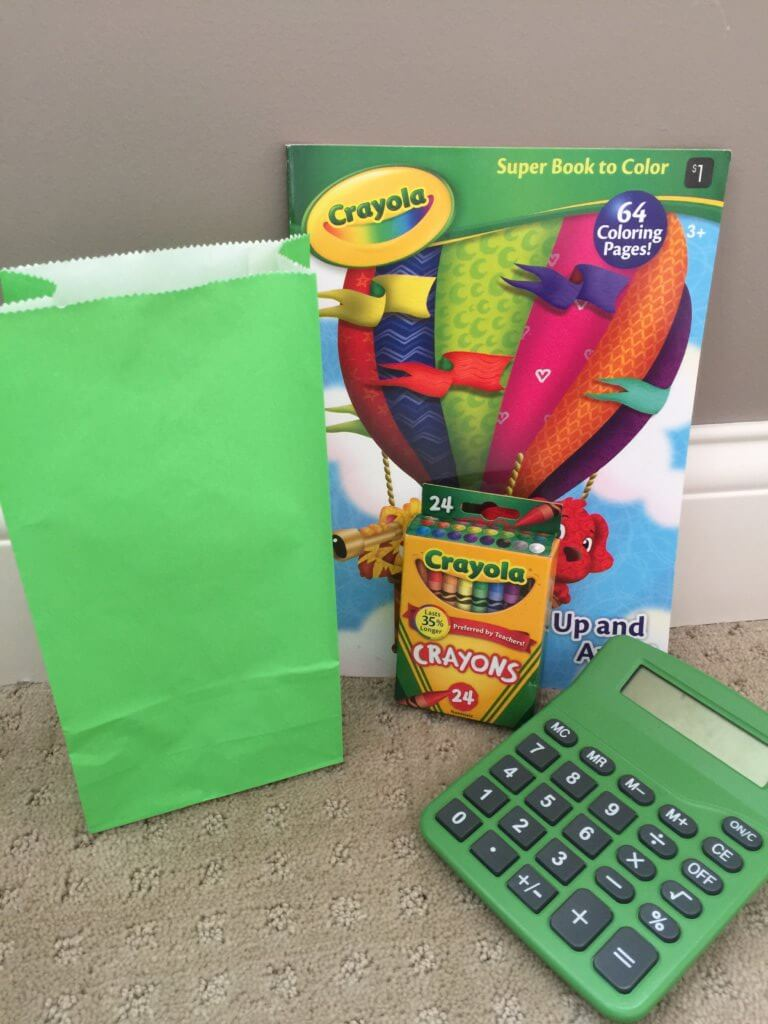 Road Trip activities featured by top US family travel blog, Travel with a Plan: Computing fun road trip activity bag