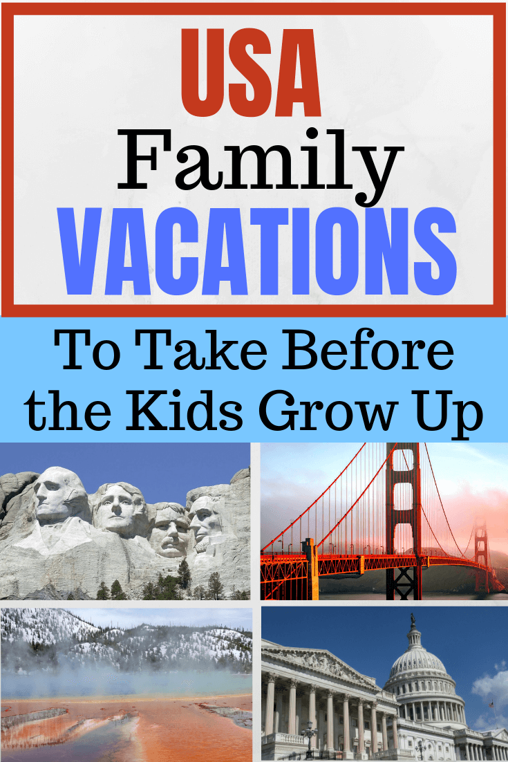 USA Bucket List for families featured by top US family travel blog, Travel With a Plan.