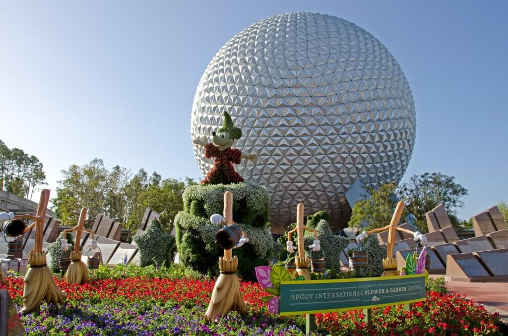 Top US Travel Blog Travel With A Plan's Orlando Itinerary