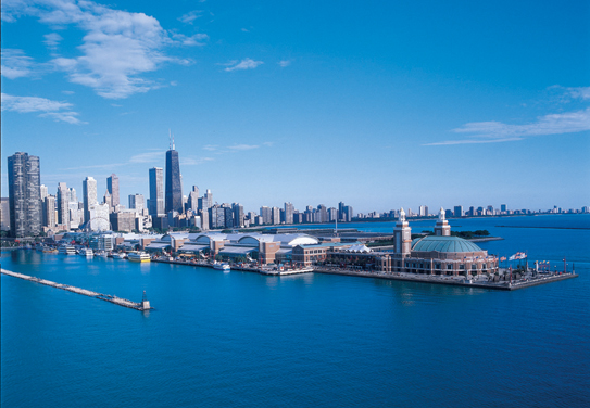 Top U.S. Travel Blog, Travel With A Plan, lists the Top Things to Do at Navy Pier Chicago with Kids!