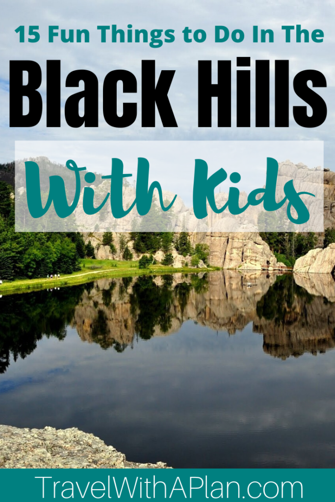 Click here to discover the best and most memorable things to do in the Black Hills with kids!  Top U.S. family travel blog Travel With A Plan share the insider school on Black Hills attractions!  #blackhillswithkids #blackhillsfamilyvacation #thingstodointheblackhills #blackhillsattractions