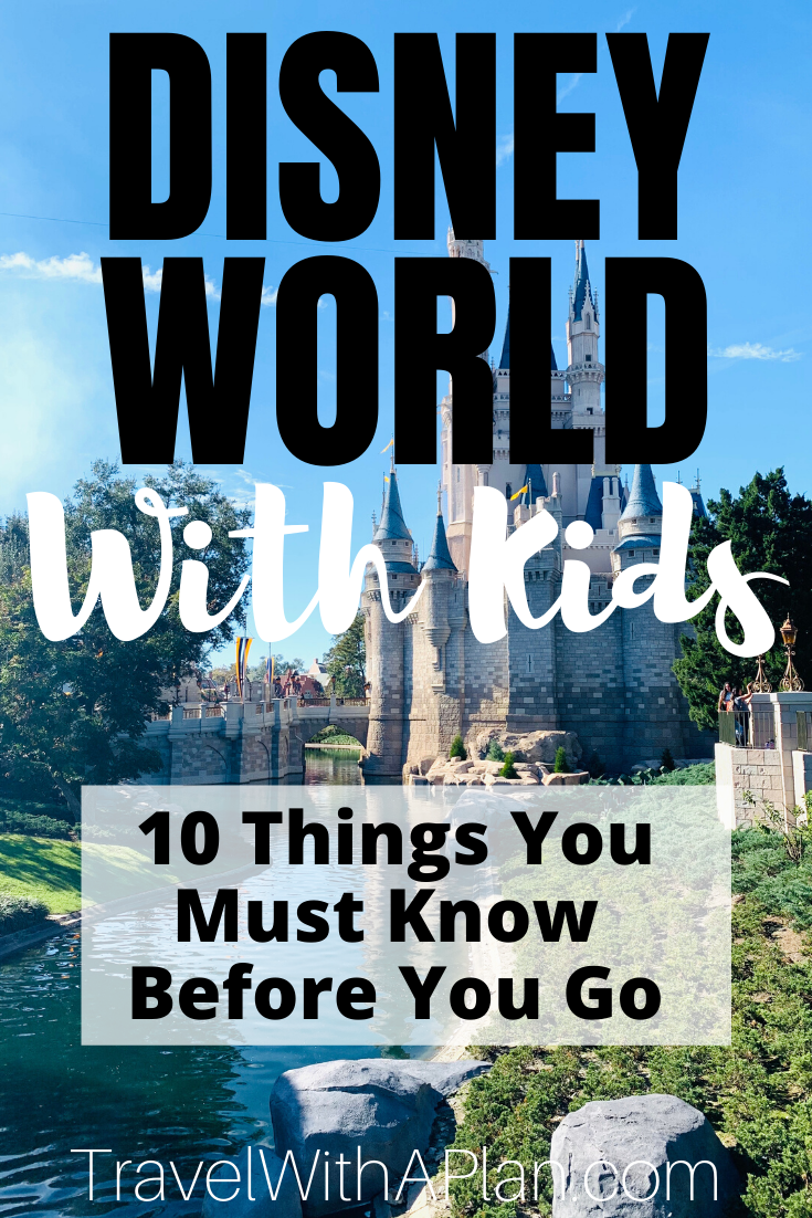 Find out the 10 Disney tips that I wish I would have known before our first Disney World vacation with kids!  These helpful Disney tips will help to make your first time at Disney a success!  #Disneytips #Dineyknowbeforeyougo #MagicKingdomtips #Disneytouringplans #DisneyWorldtips #Disneytipsandtricks2020 #Disneytipsandtricks2019