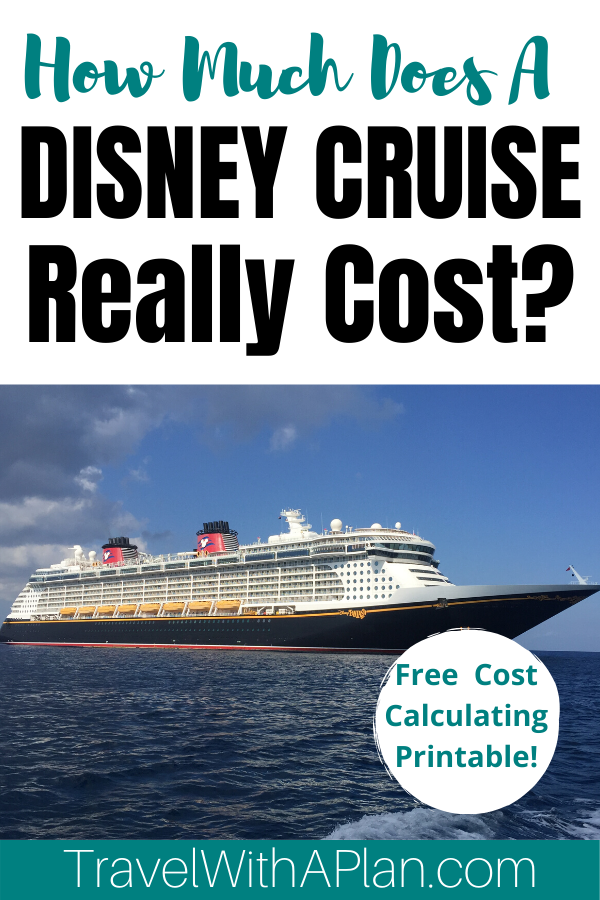 Top U.S. family travel blog Travel With A Plan details what is included in your Disney Cruise fare: Things you should know for your first Disney Cruise!  #DisneyCruiseLine #DisneyCruiseFare #whatisincludedindisneycruise #whatsincludedindisneycruise #whatisnotincludedindisneycruise #whatsnotincludedindisneycruise #priceofadisneycruise #disneycruiseprice #DisneyCruisebudget #DisneyCruisetips