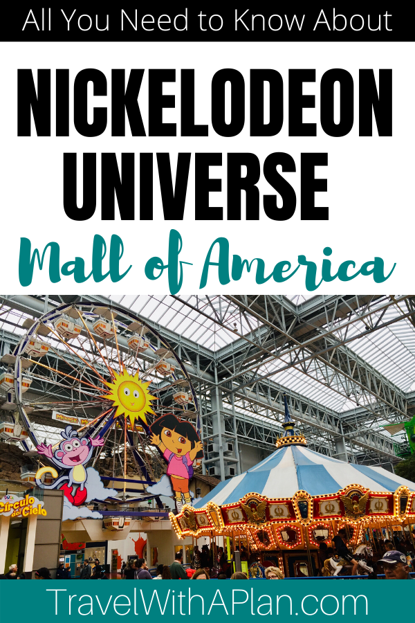 Learn absolutely everything you need to know about Mall of America's Nickelodeon Universe Theme Park!  As the nation's largest indoor theme park, plan ahead for ticketing, wait times, what what rides to expect.   We discuss every last details here!  #NickelodeonUniverse #MallofAmericathemepark #Nickthemepark #NickelodeonUniversewaittimes #NickelodeonUniverserides #thingstodoatmallofamerica