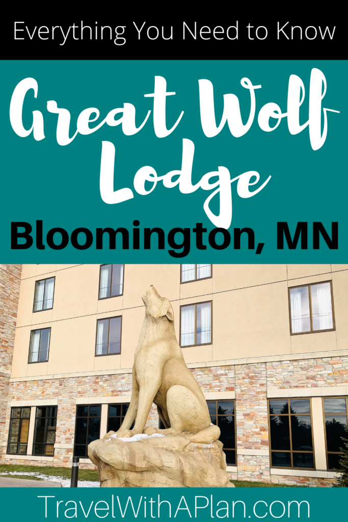 Click here to discover all that you need to know about Great Wolf Lodge Bloomington, MN!  Read a full review from Top U.S. family travel blog Travel With A Plan!  #greatwolflodgebloomington #greatwolflodgeMN #greatwolflodgebloomingtonreviews #greatwolflodgecoupons #greatwolflodge