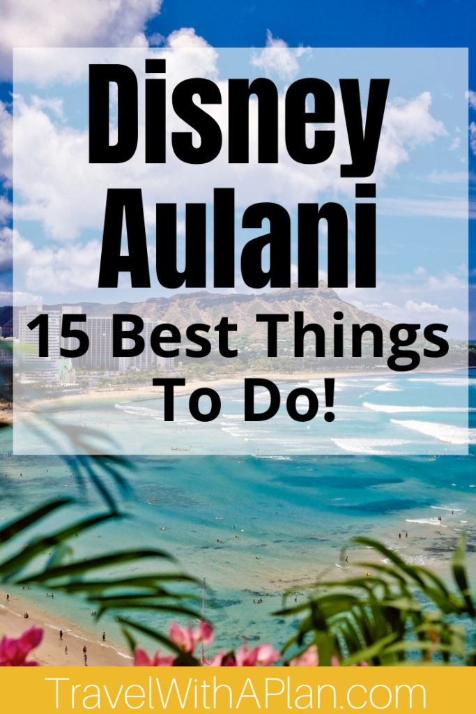 Discover 15 amazing reasons to visit Disney's Hawaii Resort, Aulani!  This amazing Disney resort is set in tropical paradise - you and your family are sure to love it!  Here are 15 highlights you can expect when there!  #aulani #aulanidisneyresort #aulanidisneyresorttips #thingstodoataulani #aulanidisney