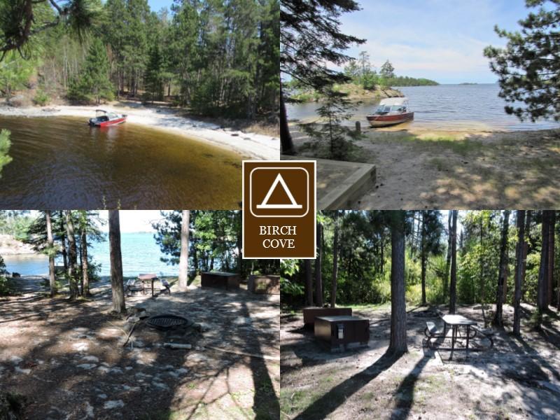 Voyageur National Park camping