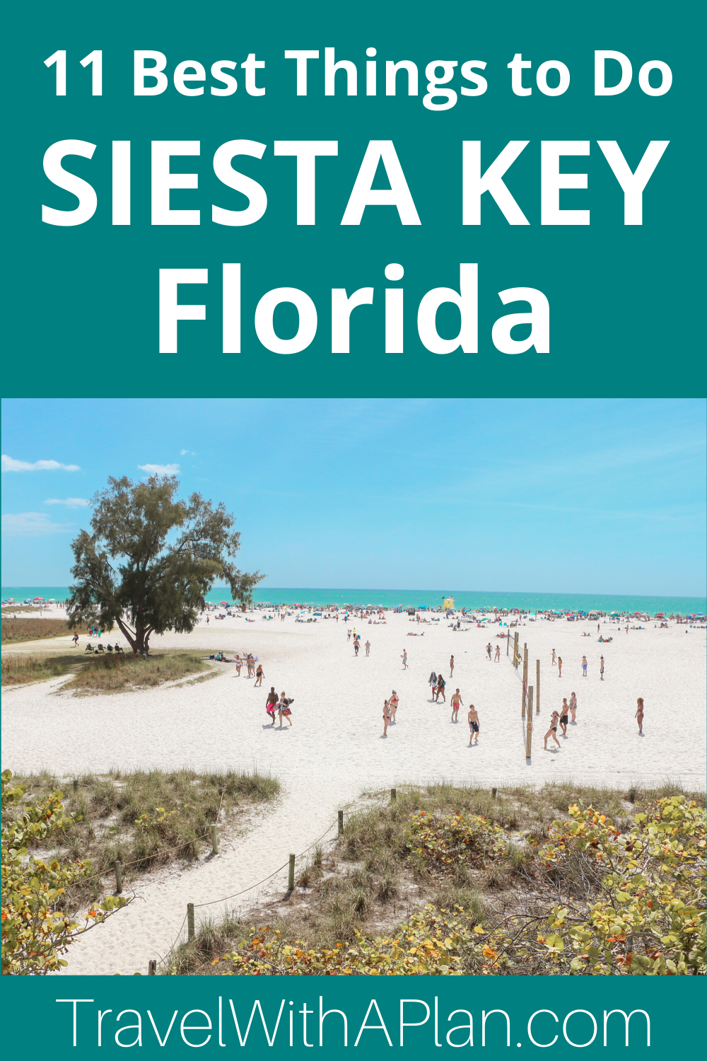 Click here for an ultra detailed article on the 11 Best Things to do in Siesta Key, Florida!  Find out all of the fun things to do in Siesta Key for both families and adults.  These ocean and land activities will ensure that you have a perfect Siesta Key vacation!  #thingstodoinsiestakeyflorida #thingstodoinsiestakey #thingstodoinsiestakeyfloridakids #siestakeyfloridathingstodokids #siestakeyfloridathingstodo #siestakeyfloridathingstodoonthebeach