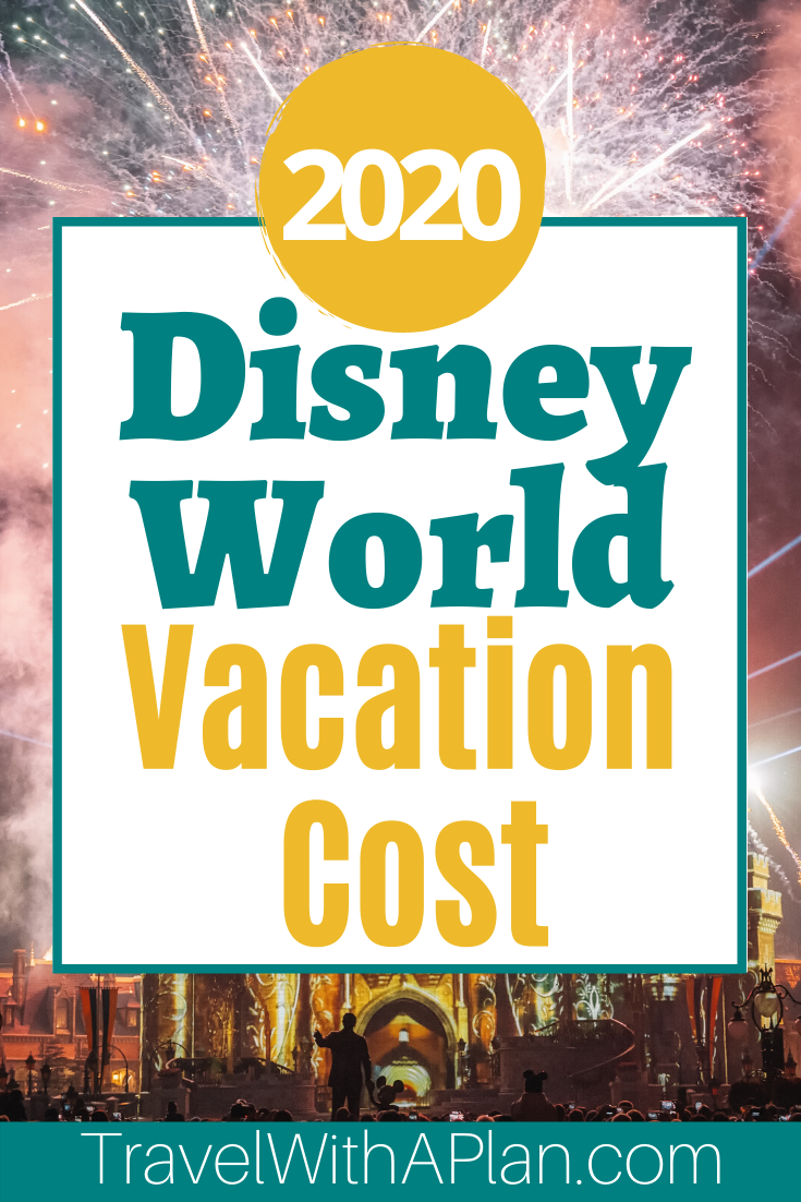 Click here to discover how much your Disney World vacation could potentially cost in 2020.  Our Disney World cost calculator will help you determine what to consider when adding up the cost of your Disney vacation!  PLUS, we give you an exact breakdown of the total cost of our recent Disney World Vacation!  #Disneycostcalculator #howmuchdoesDisneycost #Disneyworldonabudget #DisneyWorldcostcalculator #costofaDisneyvacation