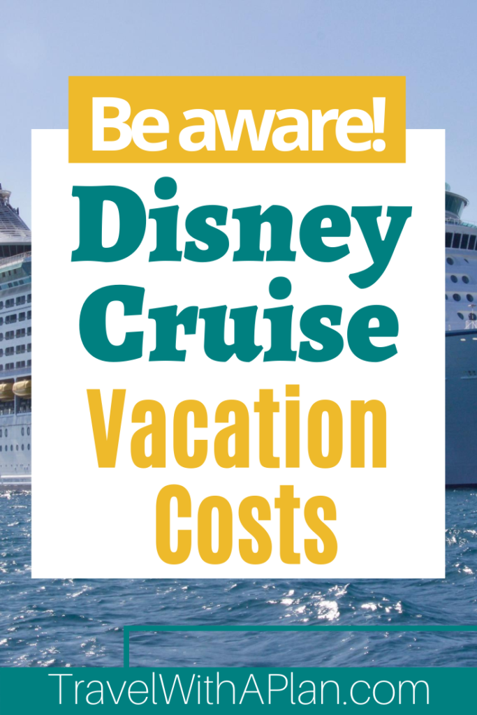 Find out what's included, and what's NOT included in your Disney Cruise fare!  These money saving considerations are things you should know before your first Disney Cruise!  #DisneyCruiseFare #whatisincludedindisneycruise #whatsincludedindisneycruise #whatisnotincludedindisneycruise #whatsnotincludedindisneycruise #priceofadisneycruise #disneycruiseprice #DisneyCruisebudget #DisneyCruisetips