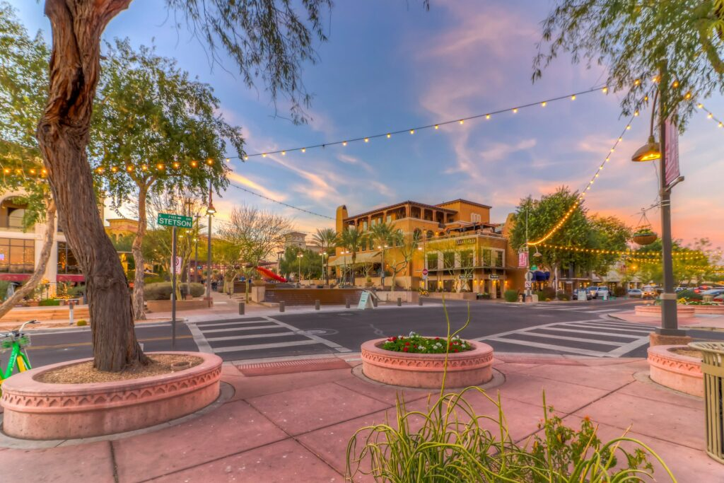 Top US Travel Blog features shopping on a Scottsdale girls weekend.