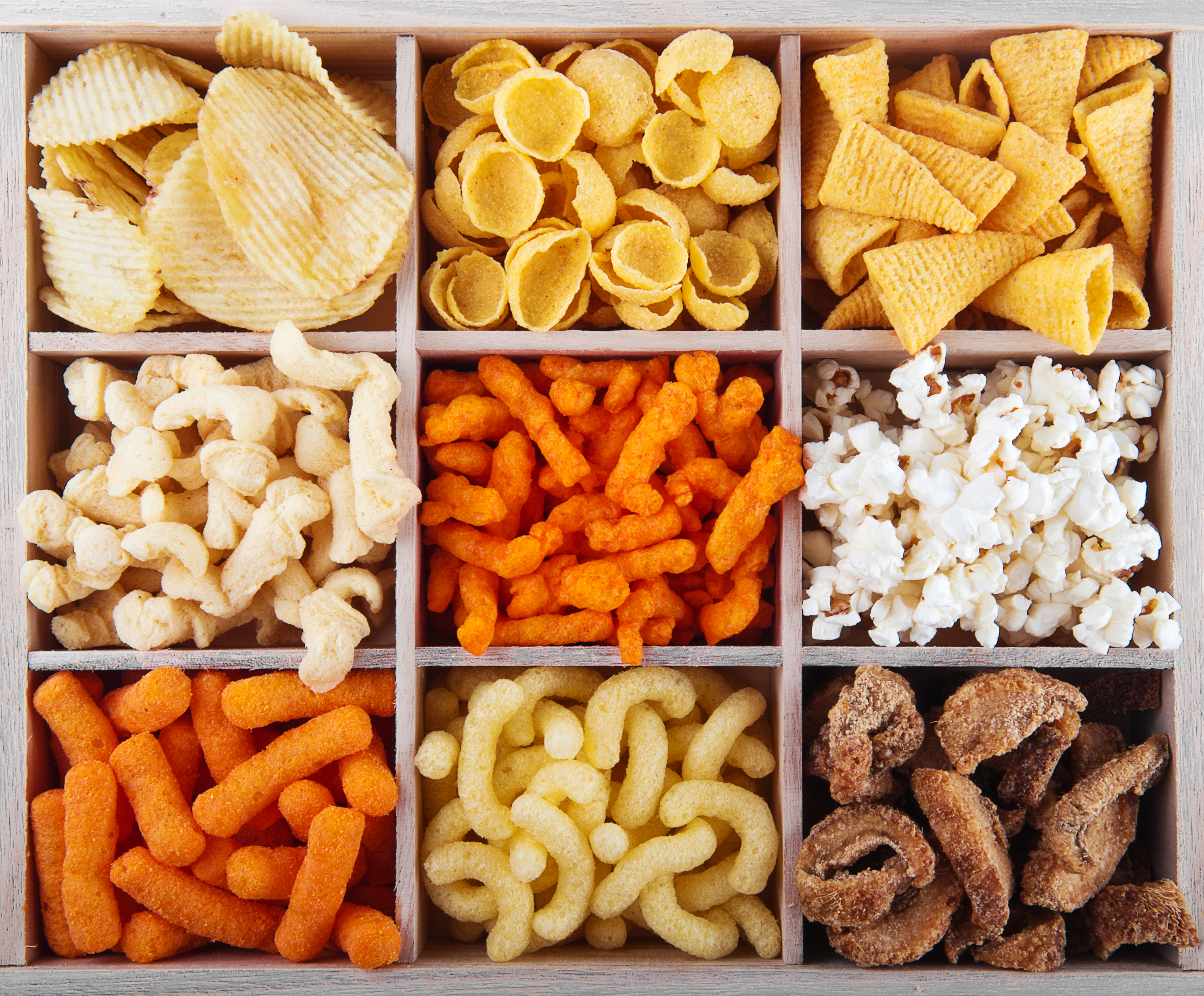 Box of unique snack mixes from Top U.S. Family Travel Blog, Travel With A Plan