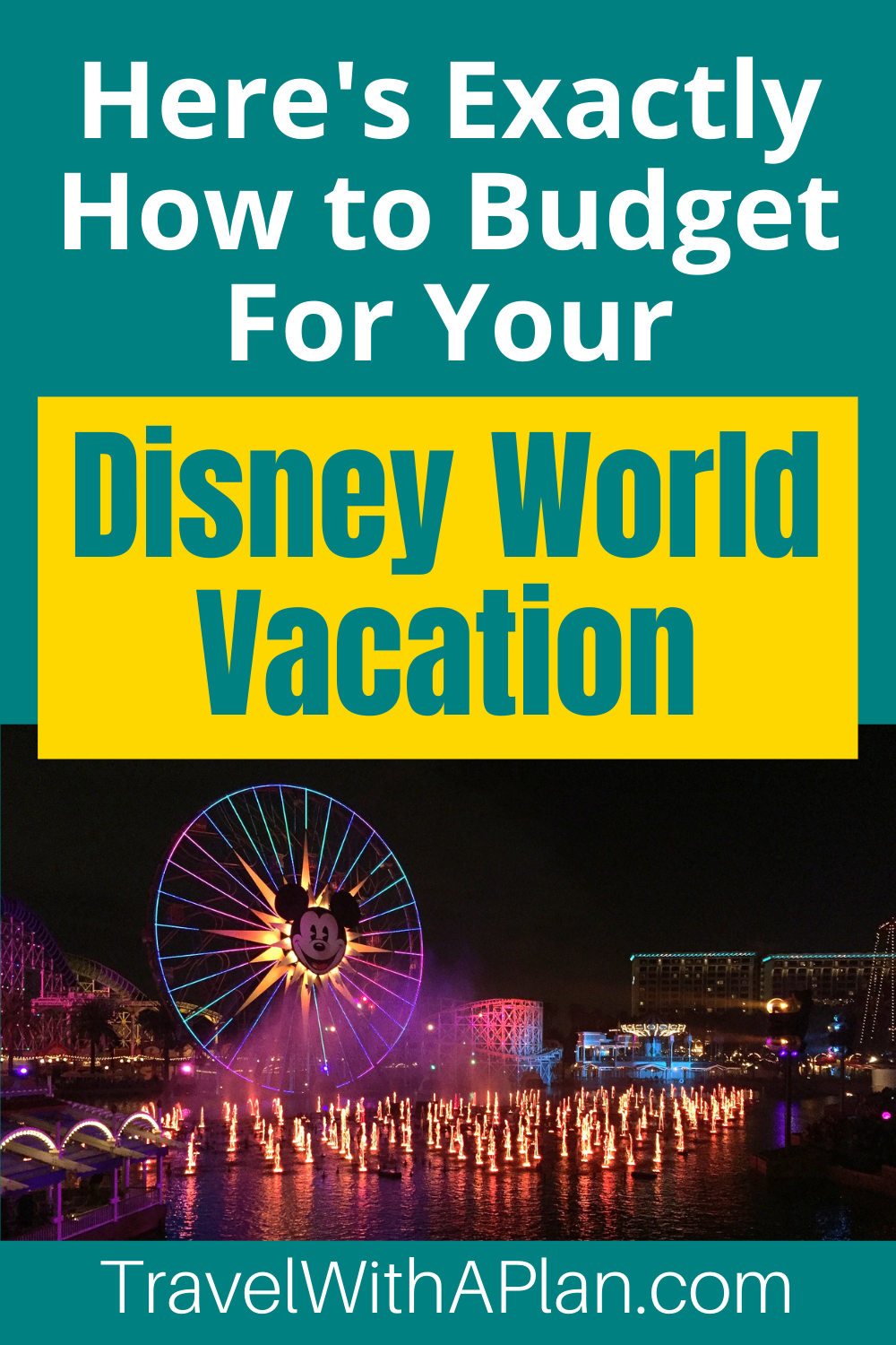 Wondering exactly how much it cost to go to Disney World?  We kept every receipt and break down every expense in this article that explain just how much it cost for our familiy of 5.  Here's the Disney cost calculator you don't want to miss!  #Disneyplanningtips #Disneycostcalculator #Disneyonabudget #Disneyexpenses #familytravel #Disney #Disneycosts