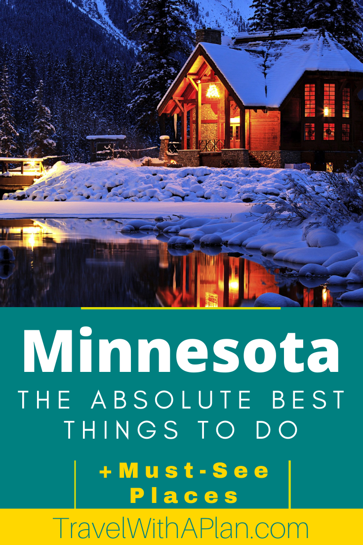 Click here to find out the best things to do in Minnesota!  From the best Minnesota attractions to fun places to stay and to eat...Minnesota is a great vacation destination!  Add these activities to your Minnesota bucket list!  #Minnesota #Midwesttravel #familyvacations #USbucketlist #familytravel #travelintheUSA #Minneapolis #thingstodoinMinnesota