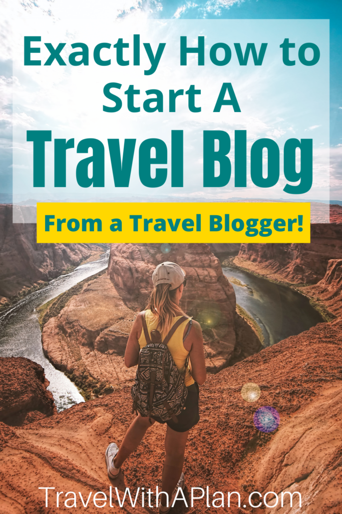 Discover exactly how to start a travel blog with these step by step instructions!  I'll guide you through the best resources and inform you on the specifics of what to do during Month 1.  Click here for your ultimate guide!  #startingablog #beginnerblogger #travelblog #howtoblog #howtostartablog #travelbloggingtips #bloggingtips #travelwriters