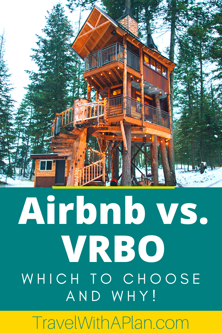 Are you looking for a socially distant place to stay?  Find out the differences between VRBO vs. Airbnb and what you need to know about renting a vacation rental.  We uncover the similarities and differences to help you choose.  #VRBO #Airbnb #vacationrentals #socialdistancing #bestplacestostay #familyvacationspots #familytravel #Homeaway