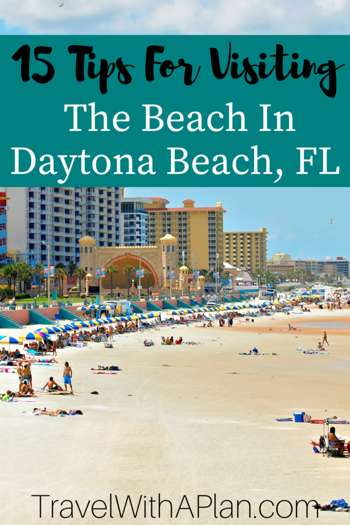 Dayton Beach Family Fun:  The ultimate guide to spending a day on Daytona Beach from top U.S. family travel blog, Travel With A Plan