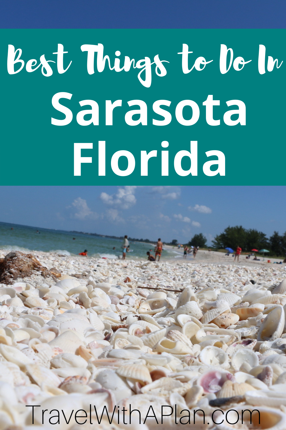 Click here for our comprehensive list of the best things to do with kids in Sarasota while on vacation!  We cover the best beaches, aquariums, shopping malls, and museums.  Let the vacation planning begin!  #Sarasota #Florida #Sarasotabeaches #thingstodoinSarasota #familyvacationideas #familytravel