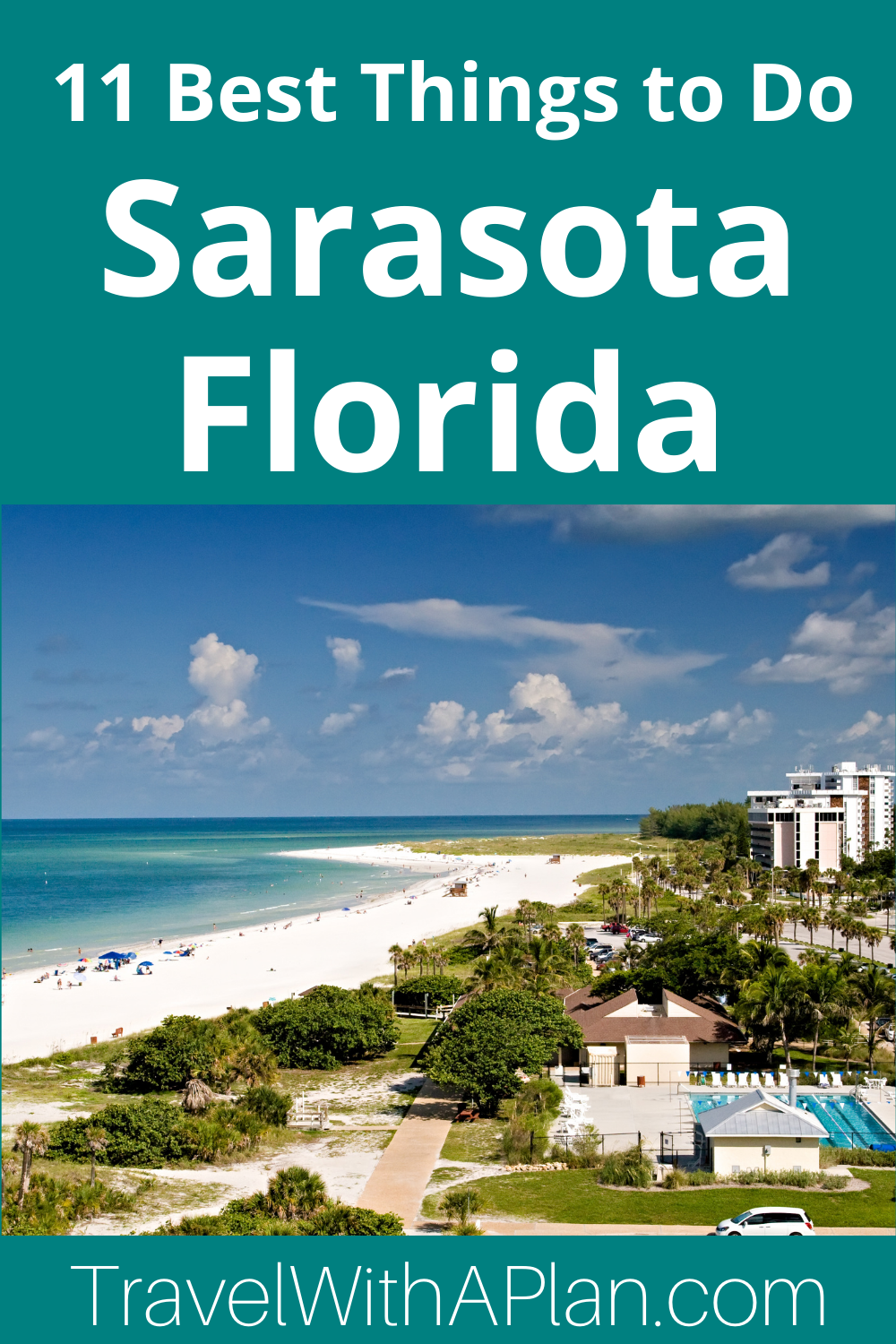 Click here for a complete list of the best things to do in Sarasota with kids from Top US Family Travel Blog, Travel With A Plan!  #Sarasota #familytravel
