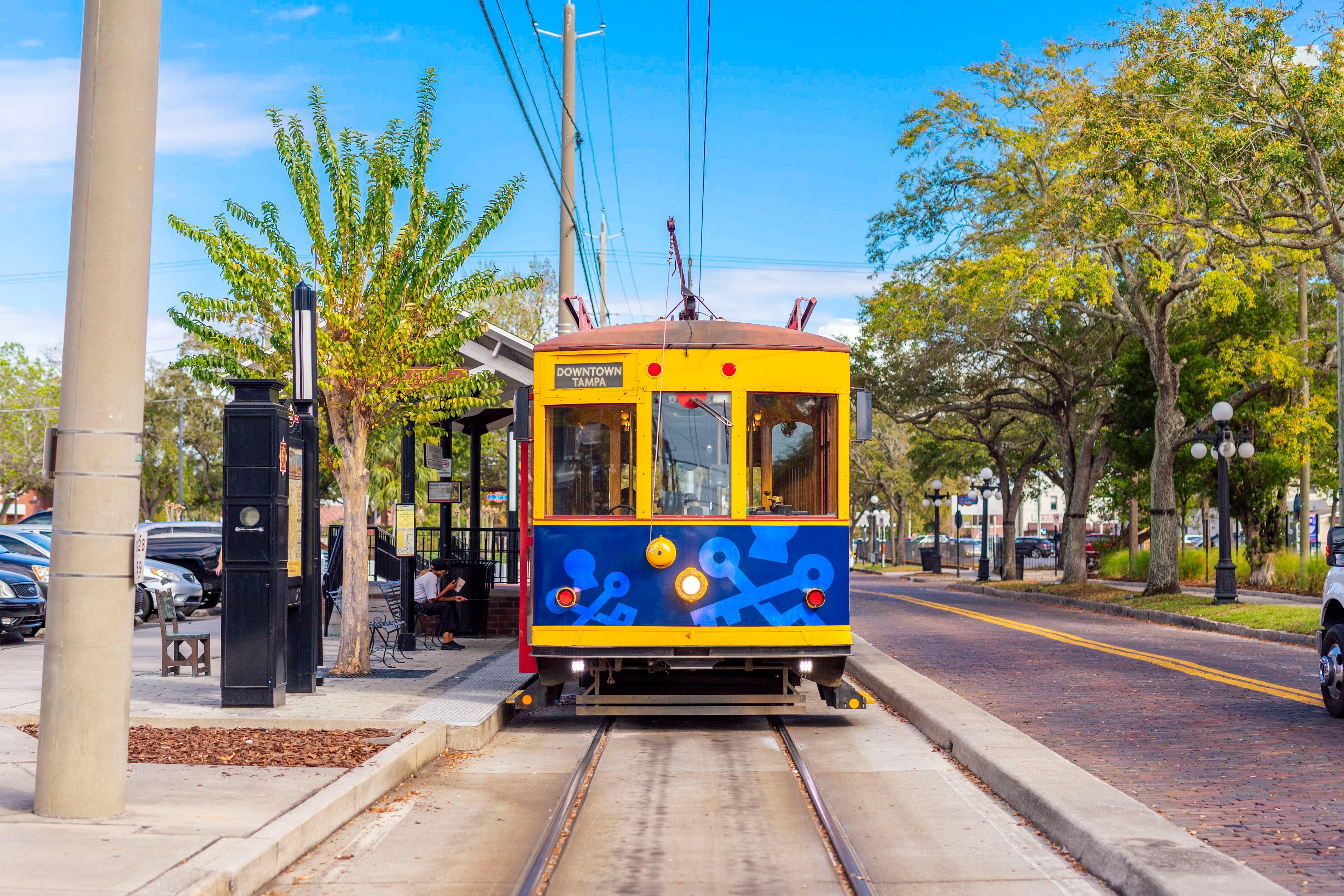 TECO Line Street Car (Fun Things to do in Tampa)