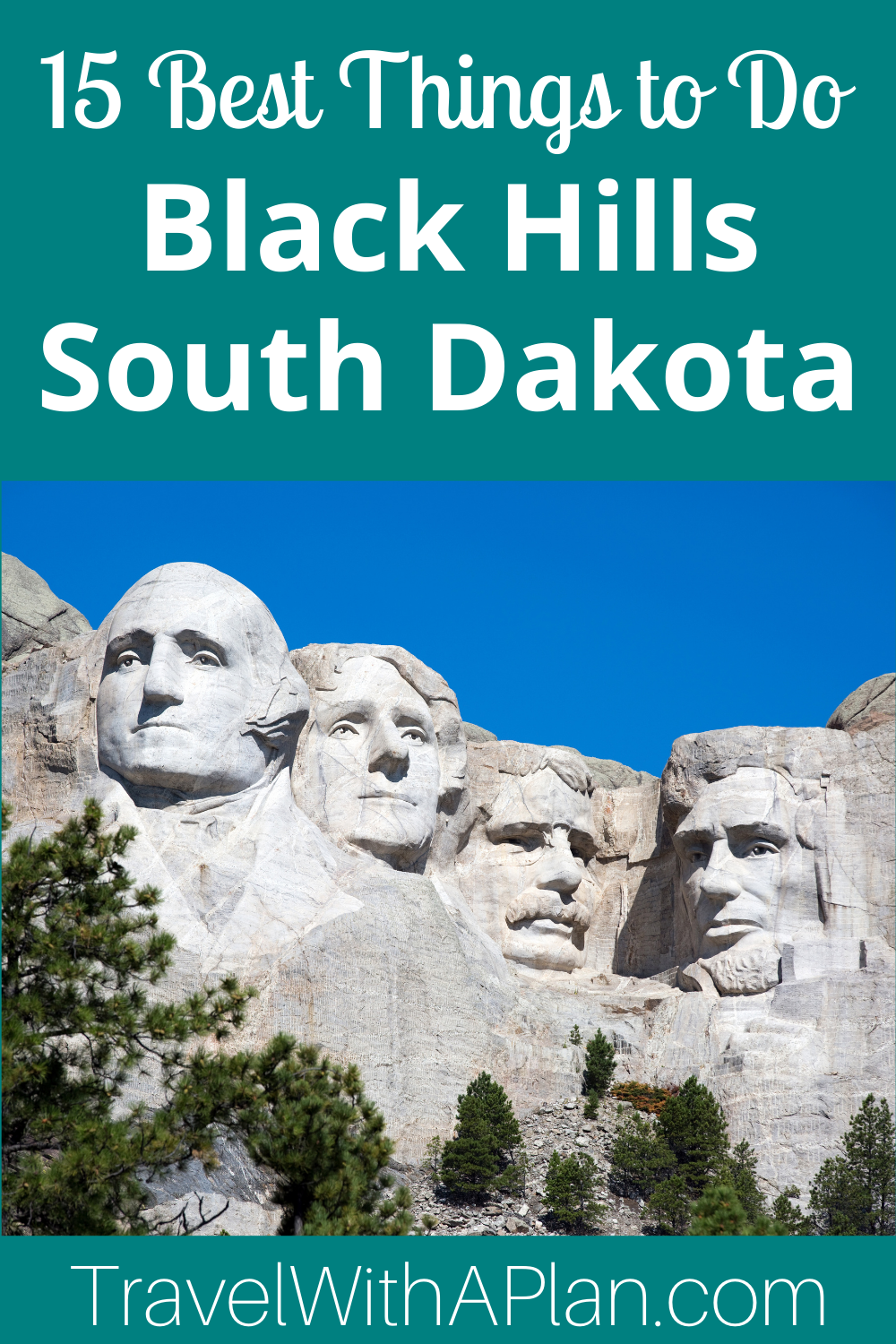 Click here for a list of the best things to do in the Black Hills with kids from Top US Family Travel Blog, Travel With A Plan!  #SouthDakota #BlackHills #familytravel