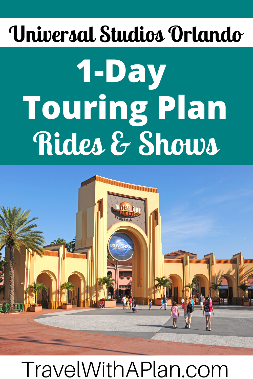 Click here for a complete Universal Studios Touring Plan that includes parking, arrival, dining, and touring tips!  #UniversalStudios #Orlando
