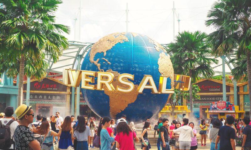 Universal Studios day bag