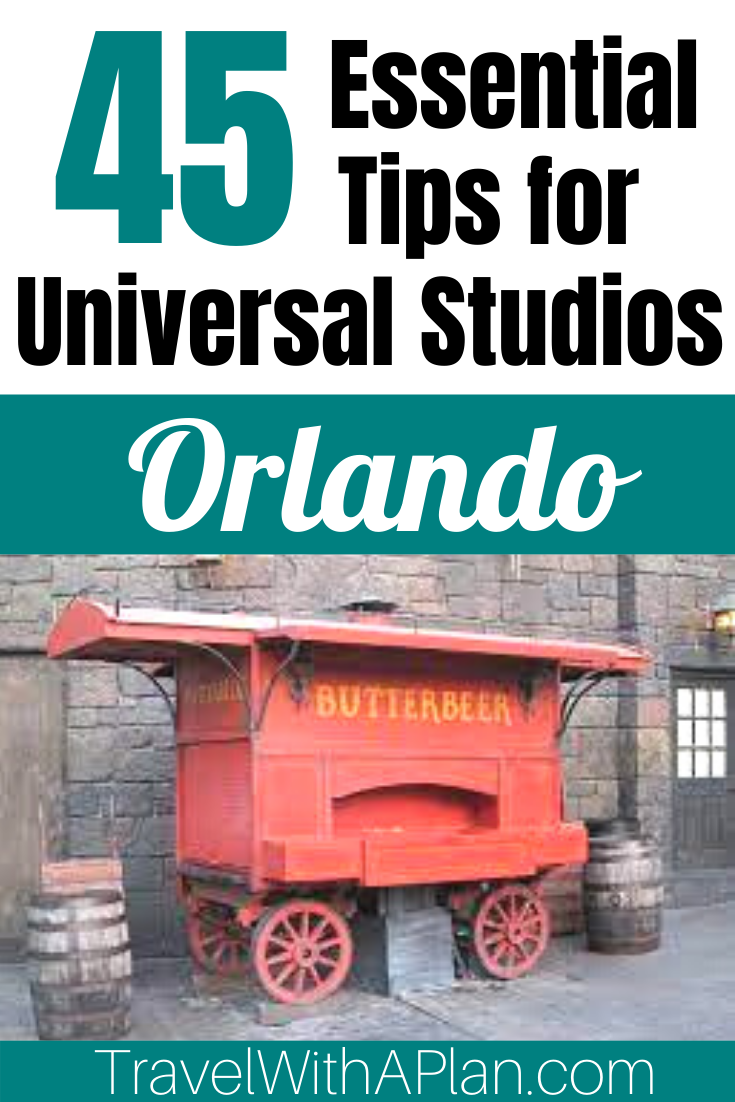 Click here for Universal Studios tips that you won't want to miss when planning your first visit; from Top US Family Travel Blog, Travel With A Plan!