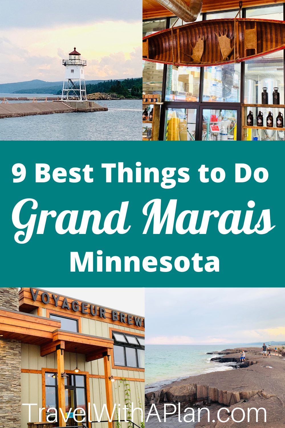 Discover the best things to do in Grand Marais, MN from Top US Family Travel Blog, Travel With A Plan!