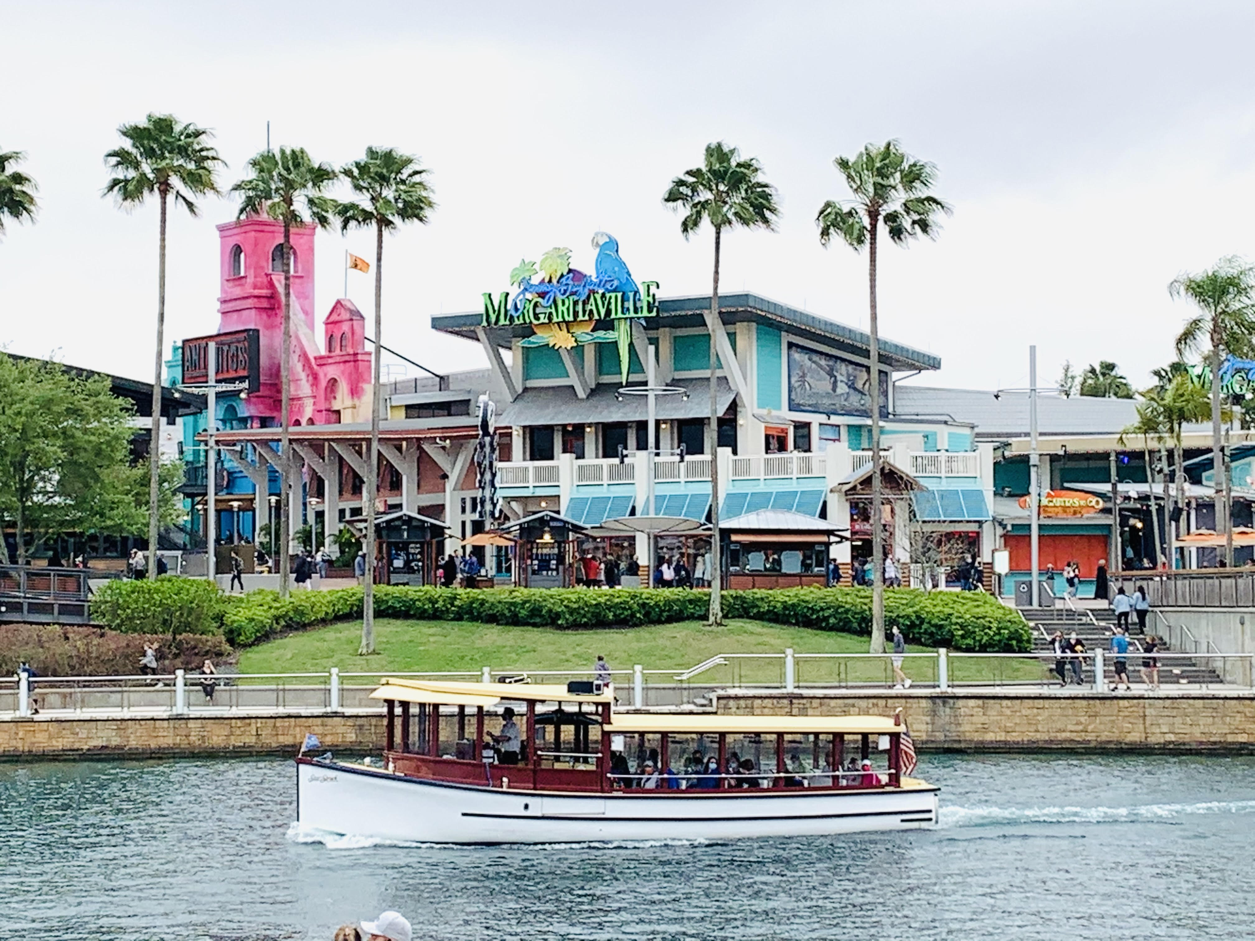 The 7 best restaurants in Citywalk ranked by top U.S. family travel blog, Travel With A Plan! (Margaritaville)