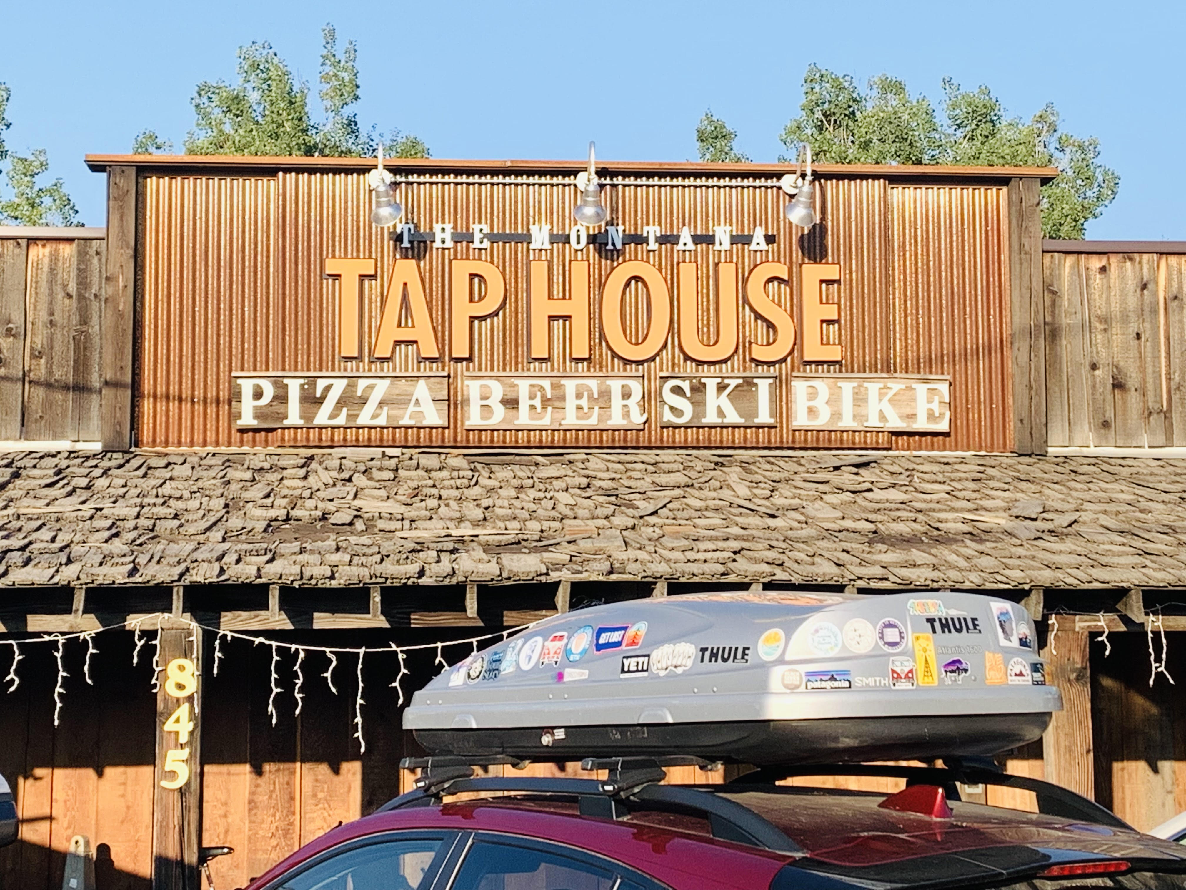 Montana Tap House (Featured as one of the best restaurants in Whitefish, Montana by top US family travel blog, Travel With A Plan!)