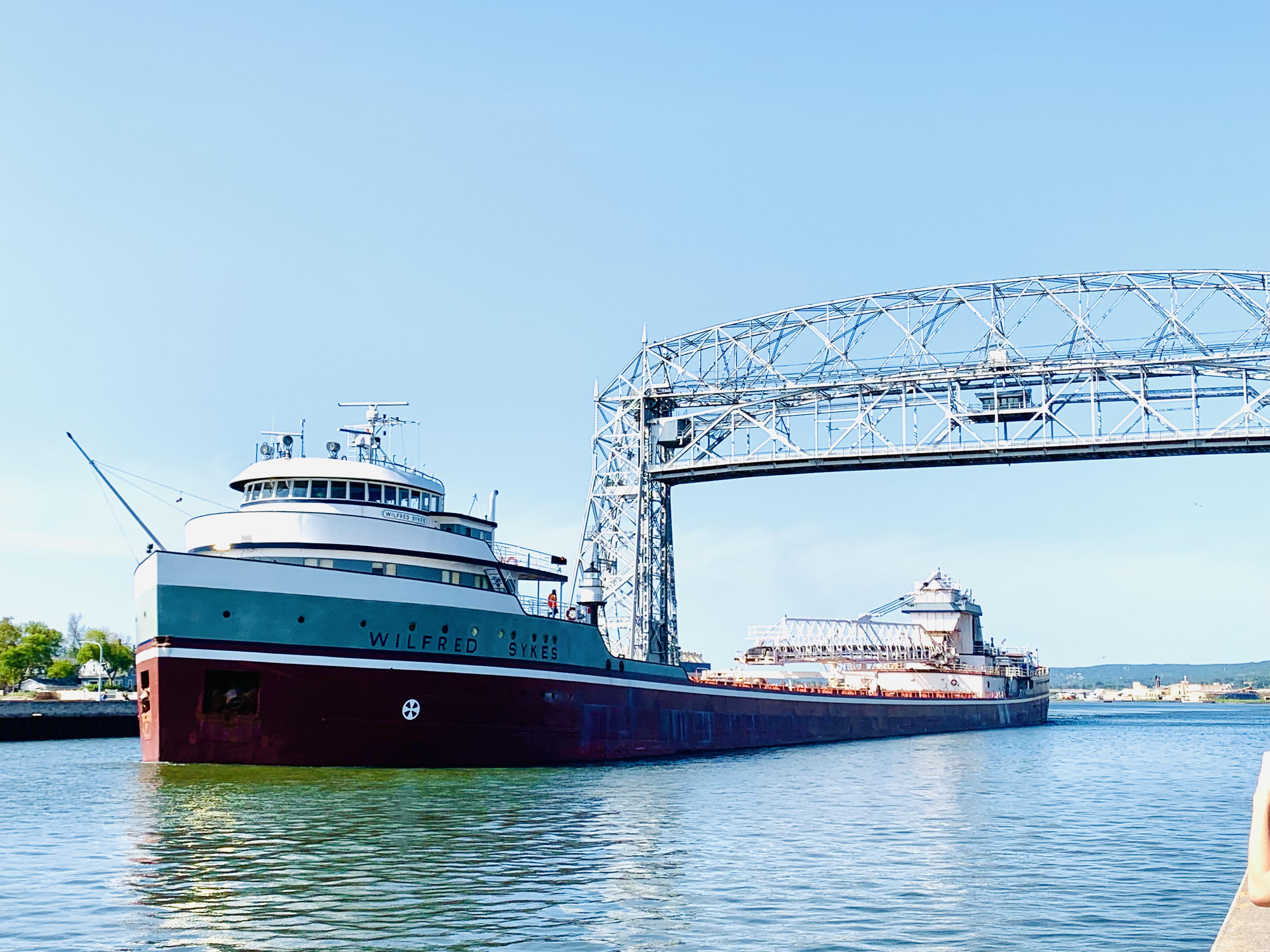 Discover the best Duluth attractions from top U.S. family travel blog, Travel With A Plan:  Aerial Lift Bridge