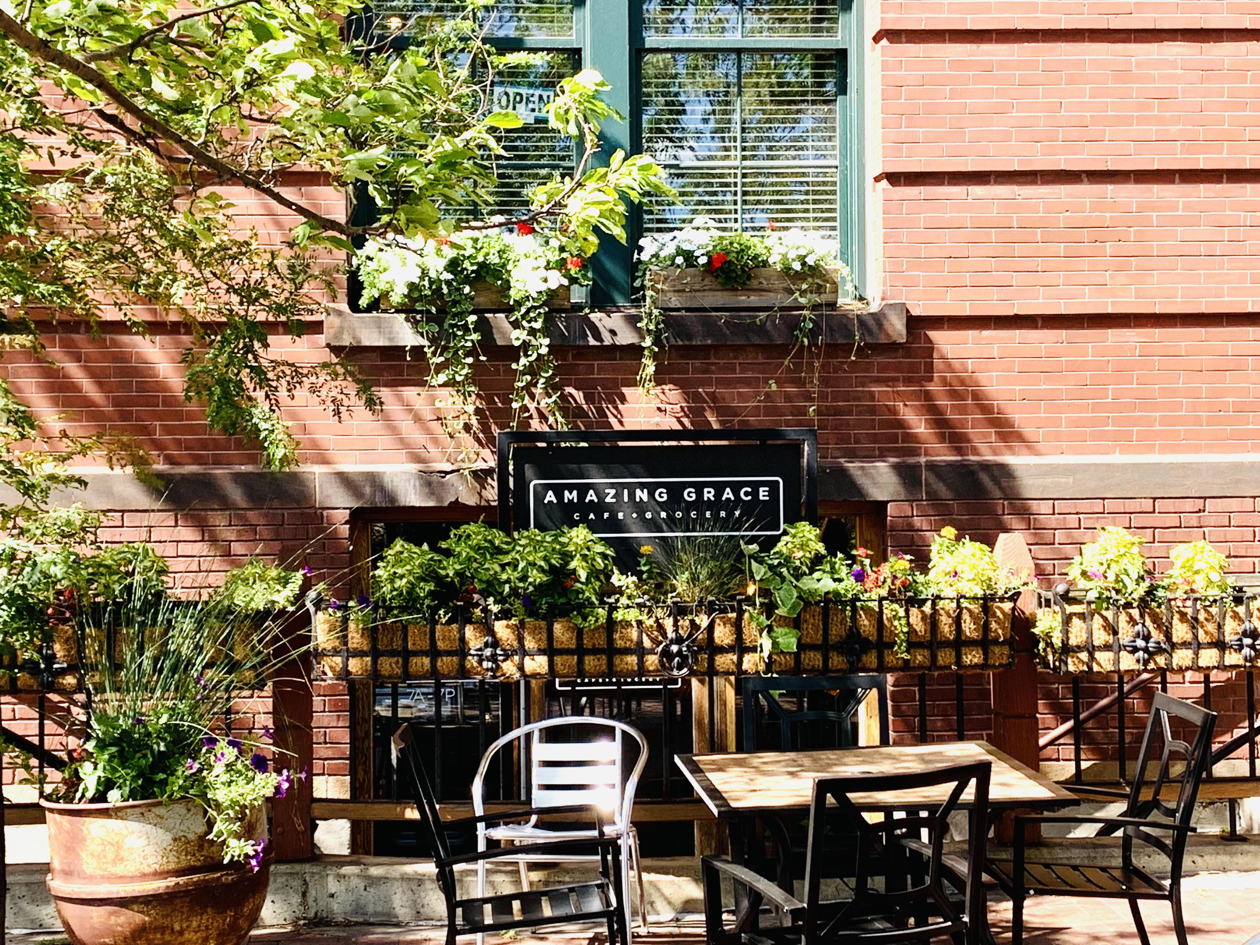 Amazing Grace cafe