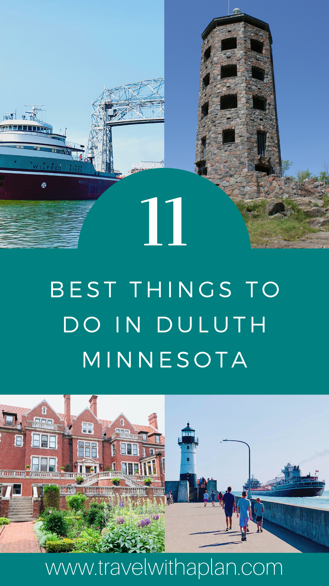 Discover the top-rated Duluth attrations from leading U.S. family travel blog, Travel with a Plan!  Click here now!