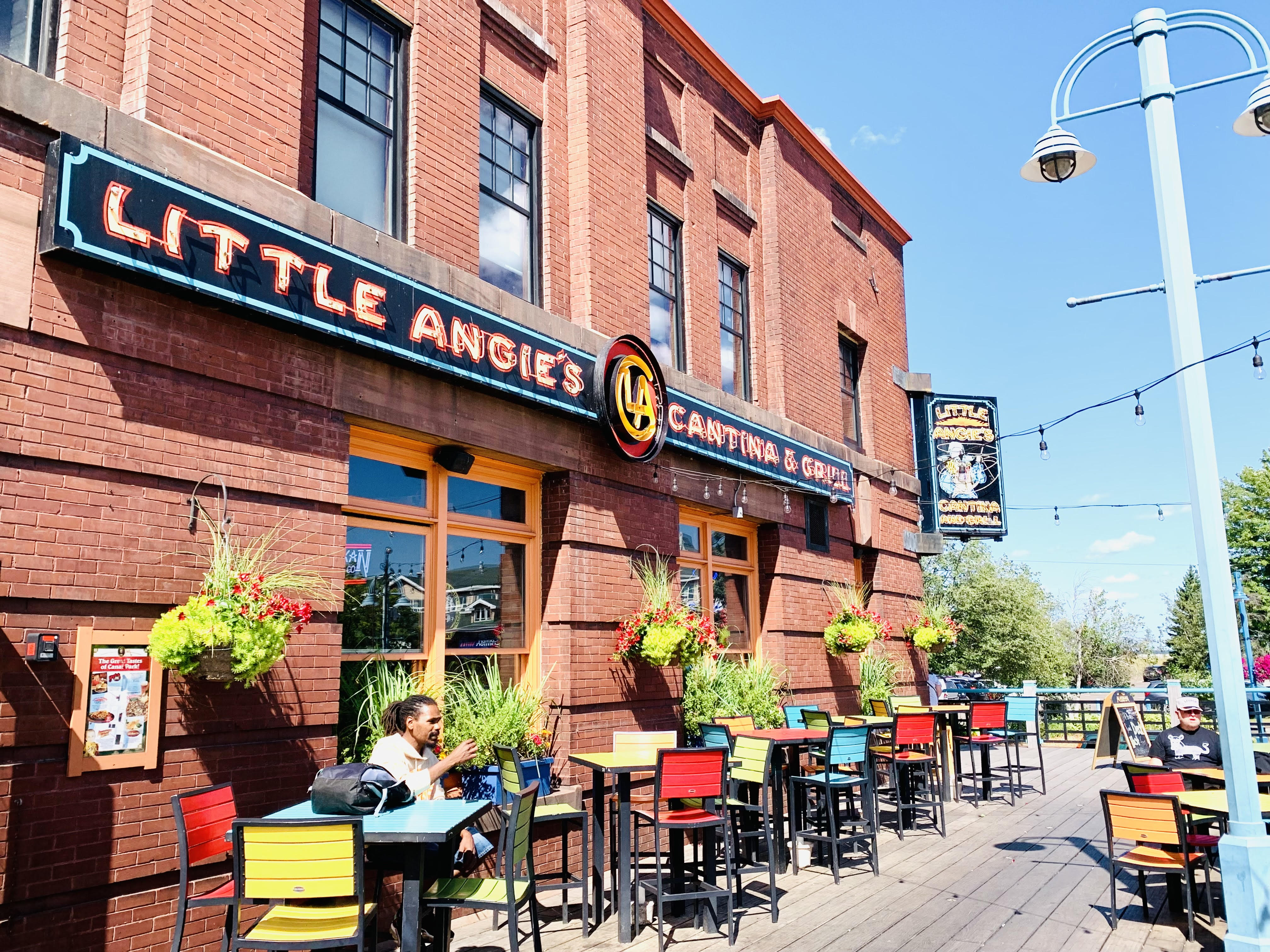 Little Angie's Cantina restaurant