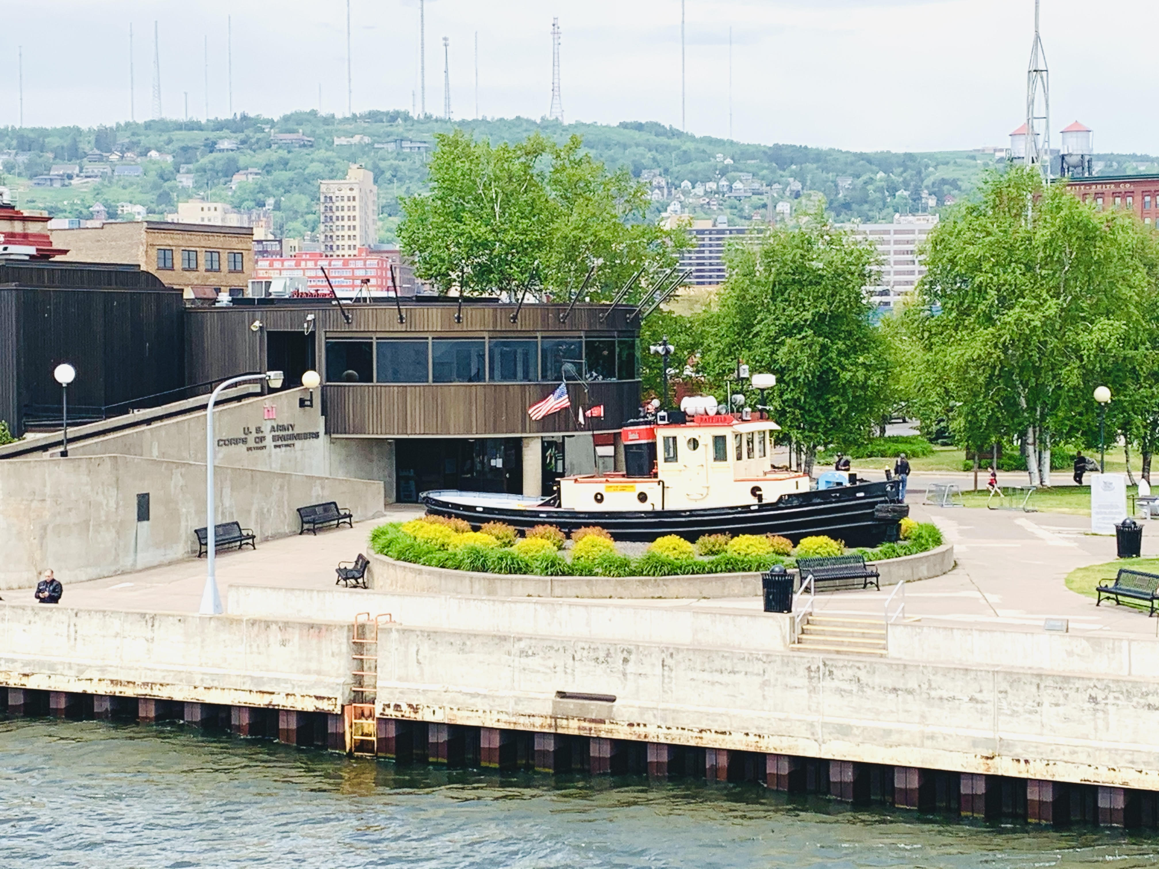 Discover the best Duluth attractions from top U.S. family travel blog, Travel With A Plan:  Duluth Maritime Museum