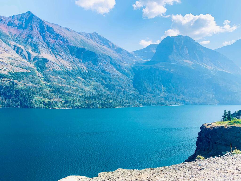 St Mary Lake photo
