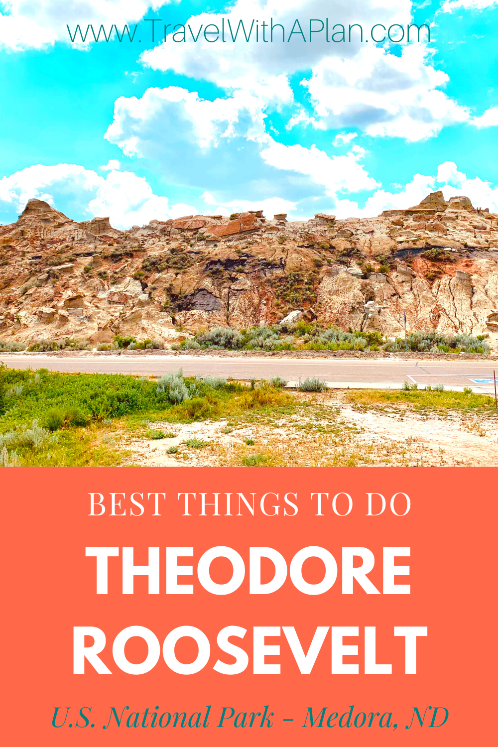 Discover the best things to do in Theodore Roosevelt National Park from top U.S. family travel blog, Travel With A Plan!